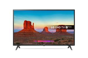 Televisor LG Smart Tv 43 Pulgadas 4K UHD Wifi Bluetooth