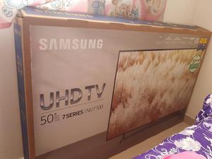 Televisor Samsung Uhd 4k Smartv de 50