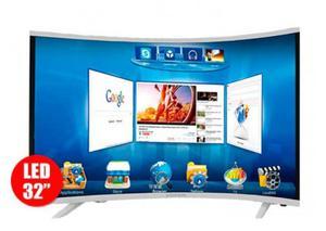 Televisor de 32 Pulgadas Smar Curvo Nuev