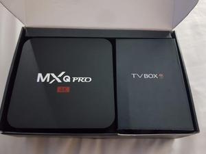 Tv Box Convierte Tu Televisoren Un Smart