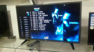 Tv Lg de 32 Smart Tv con Tdt Full Hd