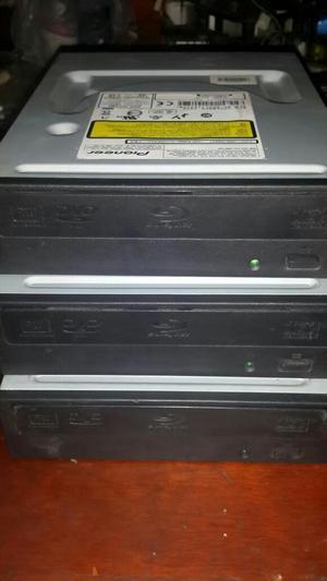 Unidad Bluray Disc para Pc Marca Pioneer
