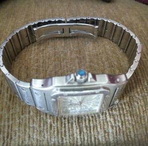 Vendo Full Reloj Cartier Automatic