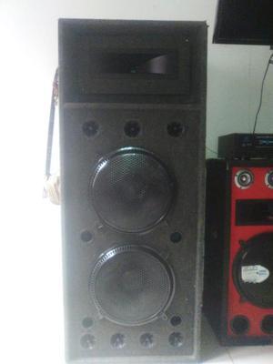 Vendo cabina de sonido negra