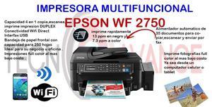 Venta de impresora Epson  con sistema adaptado