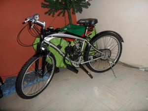 Bicicleta de motor precio negociable