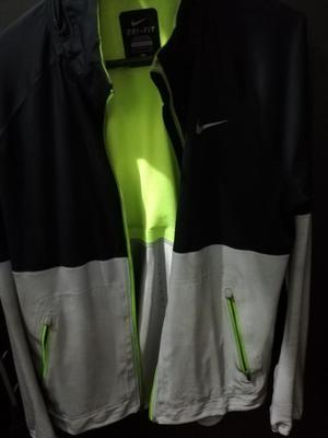 Chaqueta Running Nike Original Hombre
