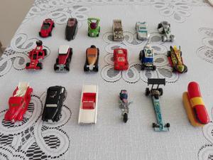 Colección de Carros Hot Wheels