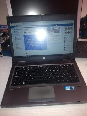 Portatil Hp Core I5 2da Gen. Corporativo