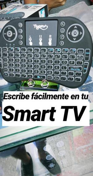 Teclado para Tu Televisor Inteligente