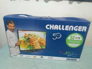 Televisor Challenger de 24 Led