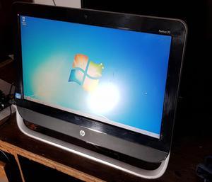 Todo en uno HP Pavilion 20 Core i3, 4gb Ram, 1Tb DD