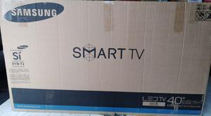 Tv 40 Pulgadas Smart Tv Marca Samsung