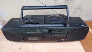 Vendo Radio Grabadora Sony