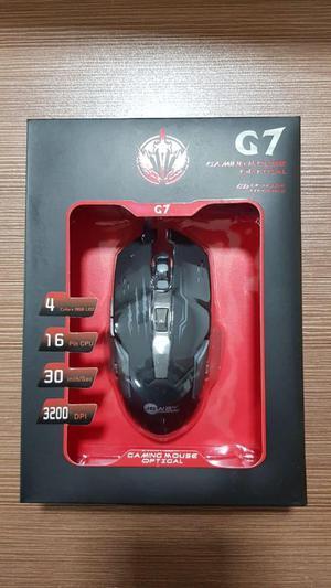 mouse gamnmers 6 botones jeway