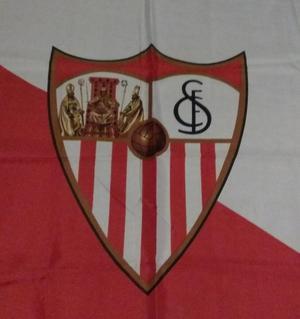 Bandera Original Del Sevilla