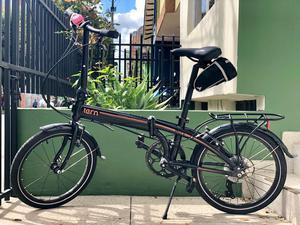 Bicicleta Plegable Tern Modelo Link C8
