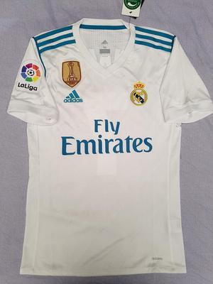 Camiseta de Fútbol Real Madrid Cf