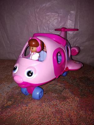 Avión Little People con Sonidos