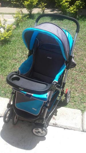 Coche Mesedora Marca Infanti para Bebé