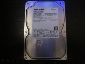 Disco Duro SATA Toshiba 1TB para PC
