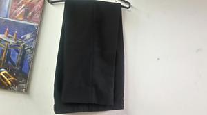 Pantalon Negro, Caballero, Talla 32 en
