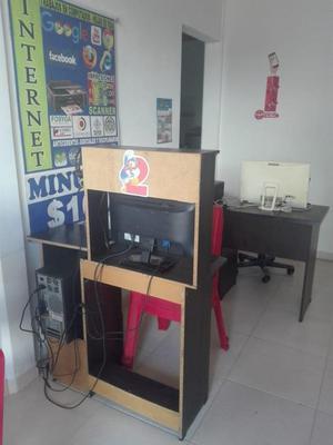 se vende negocio de xbox con cafe internet