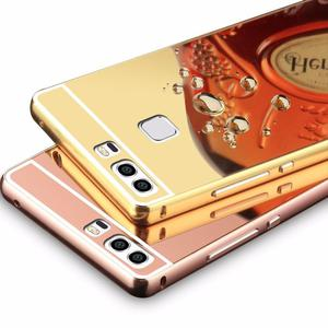Estuche Carcasa Protector Espejo Huawei P9 Lite