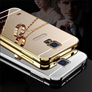 Estuche Carcasa Protector Espejo Samsung Note 4
