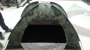 Carpa Camuflada Camping para 2 Personas descuentos para