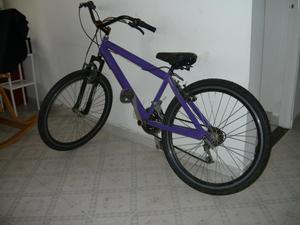 vendo bicicleta barata
