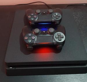 Playstation 4 Slim, 1 Tera Y 7 Juegos