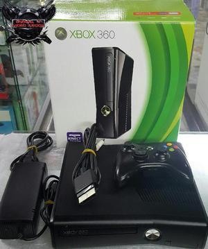 Xbox 360 Slim 5.0 Disco 500Gb con mas de 200juegos 2