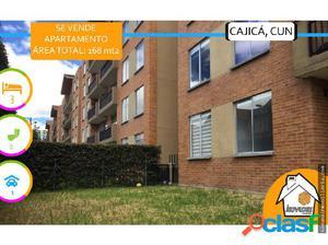 Se vende apartamento en Huertas de Cajicá