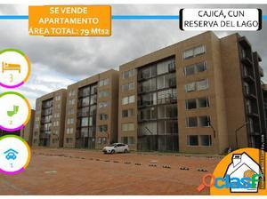 Se vende apartamento para estrenar Cajica