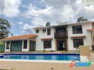 Casa Campestre en venta en Montenegro 3457
