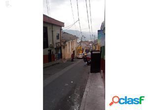 venta casa lote, centro de Manizales