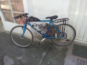 VENDO CICLA CON MOTOR A GASOLINA