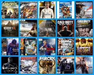 Juegos para PC Disco Duro externo de 500 Gb Los Juegos Son