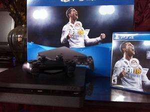 PS4 PlayStation 4 Slim 1 TB Fifa 18