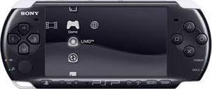 PSP , con cargador y memoria de 8g de juegos