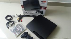 Ps3, Playstation 3 Slim de 160 Gb