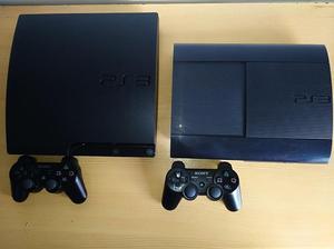 Vendo Playstation 3 Slim 160 Gb Y Super