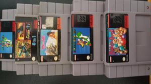 Video juegos Super Nintendo