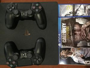 vencambio play station 4 PS4 slim 1Tera a nintendo switch