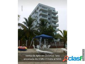 Venta de apartamento en Coveñas ensenada1, sucre