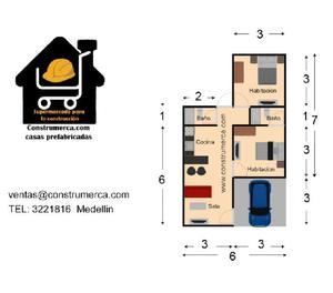 Casa Prefabricadas Posot Class