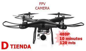 Dron DR S10 VERS Cámara HD Imagen TIEMPO REAL
