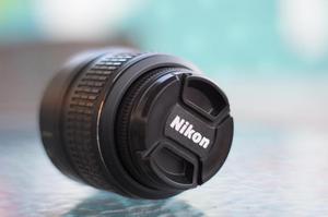 Lente Nikon mm Vr Como Nuevo