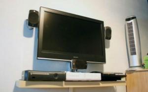 Montura en Televisores